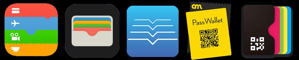 Приложения для управления электронными картами