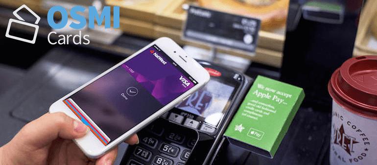 Новый уровень лояльности с Apple Pay
